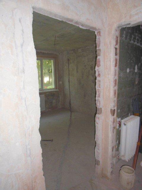 disegn de renovare ptr un ap de 3 camere 5 - Renovarea unui apartament cu 4 camere in Bucuresti - Total Design