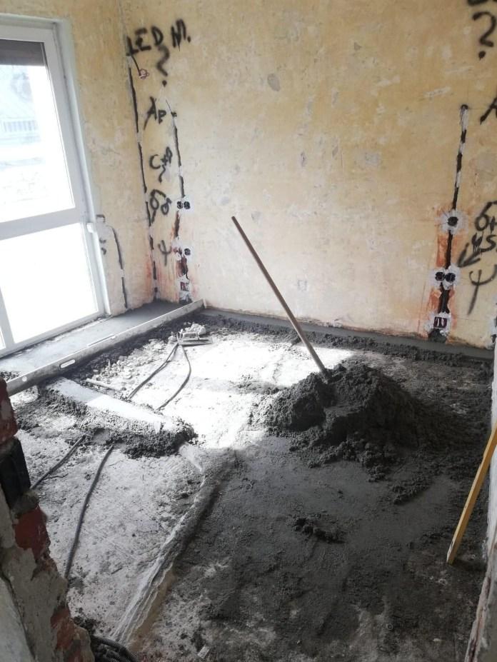 Idei si poze cu renovarea completa a unui apartament cu 3 camere