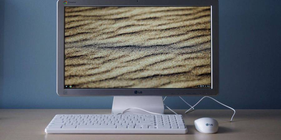 LG Chromebase review : The Simplicity and Speed of Chrome