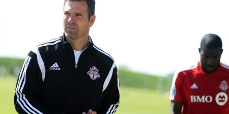 Vanney's Contract with TFC Likely to Extend