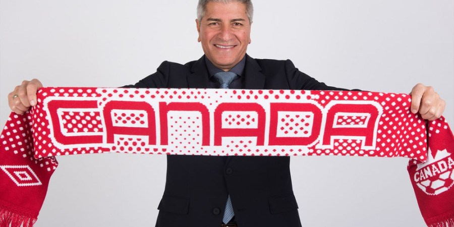 Octavio Zambrano Introduced as New Head Coach of Canada