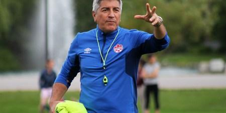 Herdman Replaces Zambrano as Canada's Soccer Team Coach
