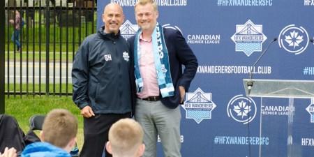 HFX Wanderers Joins Canadian Premier League