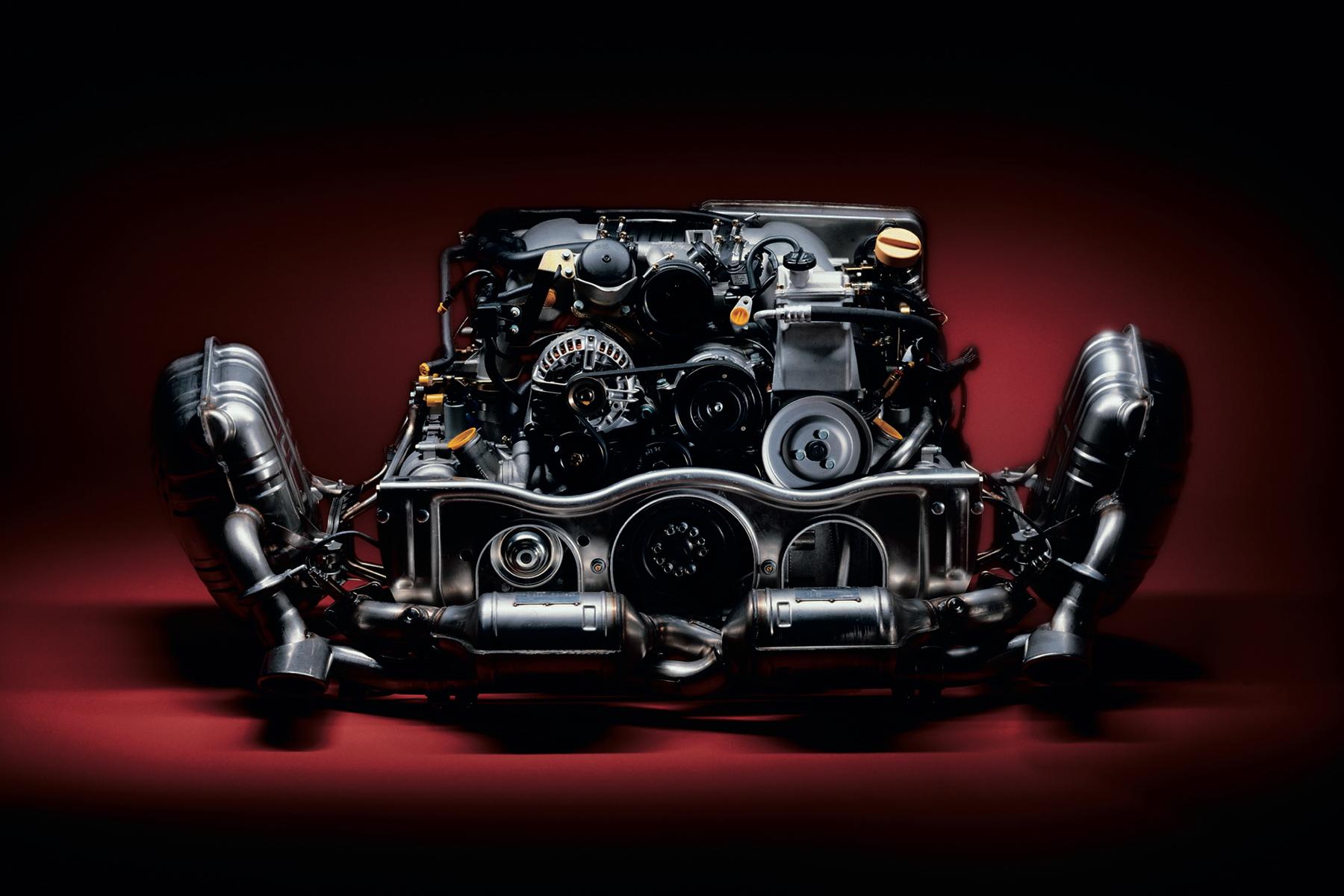Porsche 911 Engine Diagram 1986 Flat 6