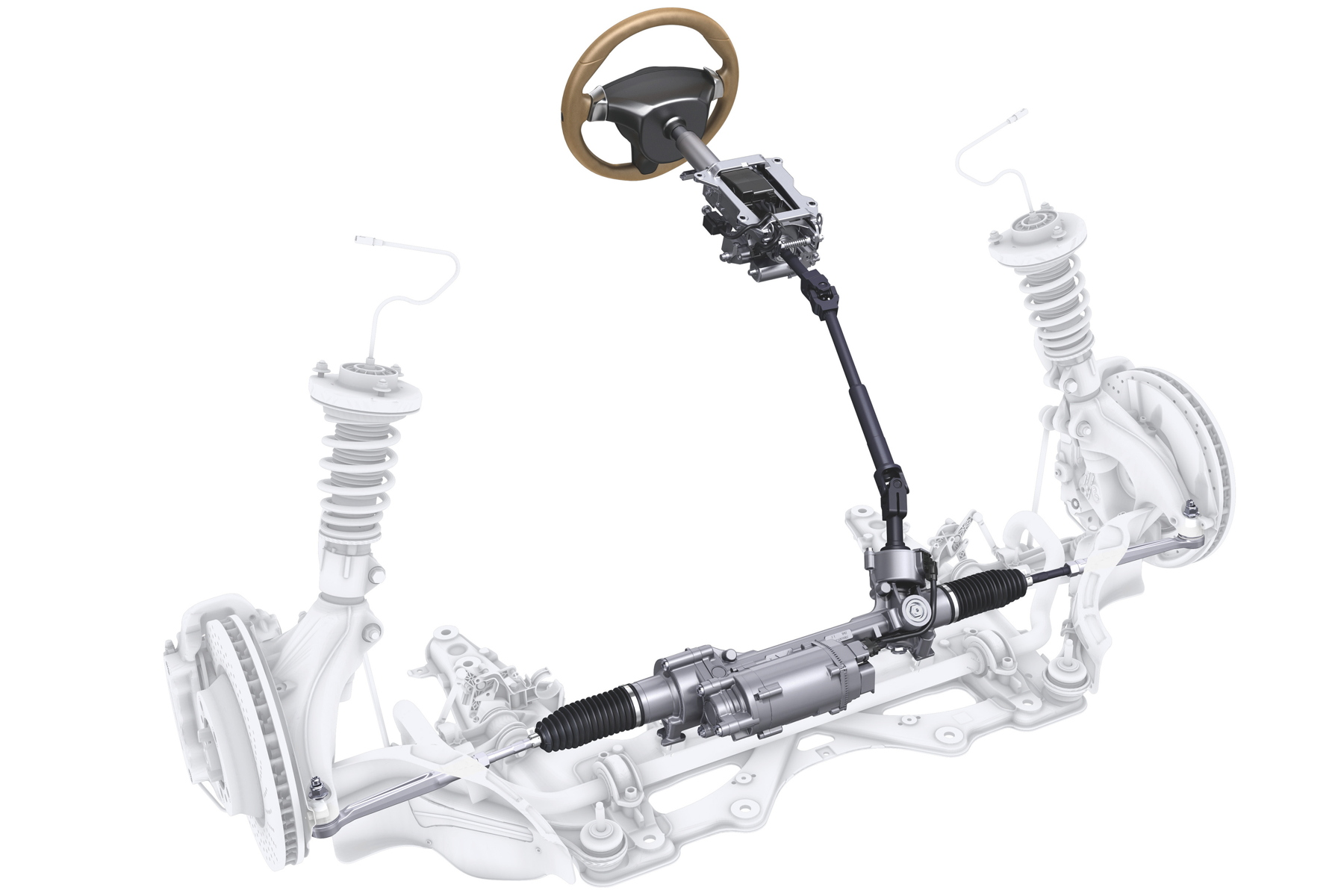 Technology Explained Electrical Power Assisted Steering