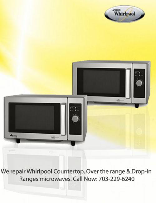 whirlpool appliances repair same day