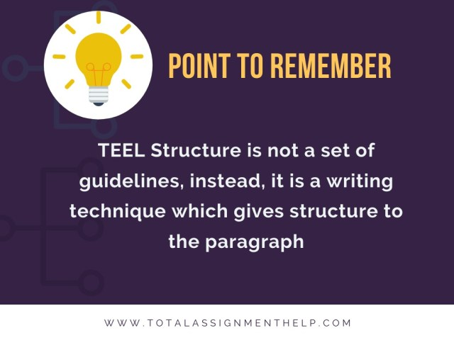 Teel Structure Essay:Paragraph, Example, Tips & FAQ  Total