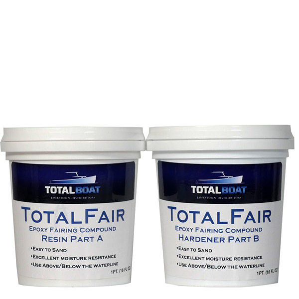 TotalFair Epoxy Fairing Compound