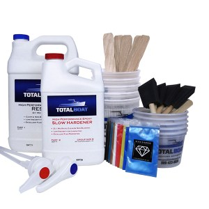 TotalBoat Epoxy River Table Project Gallon Kit