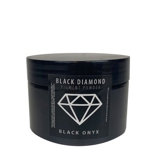 Black Diamond Pigment Powder 1.5 oz. Black Onyx