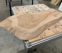 TotalBoat River Table Project Kit Step 1 - Sand Wood