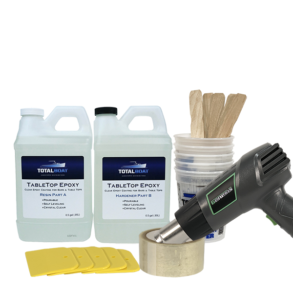 TotalBoat Bar Top and Table Top Gallon Kit