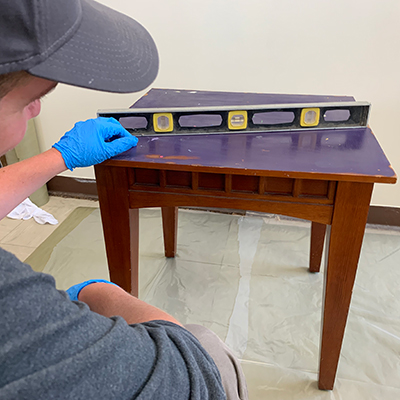 TotalBoat Bar & TableTop Kit: Step 1 - Level the Table Top