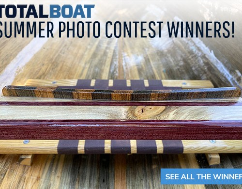 TotalBoat Summer Photo Contest winners
