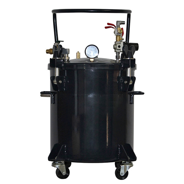 5 Gallon Steel Pressure Pot for Epoxy Resin Casting