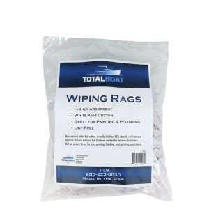 White Cotton Cleaning & Wiping Rags