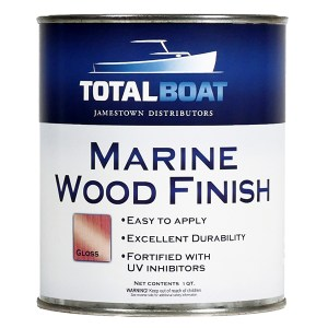 Marine Wood Finish