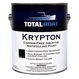 copper-free bottom paint