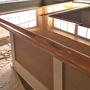 Clear Epoxy Bar Top & Table Top Project Kits