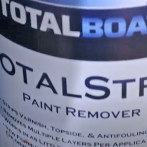 TotalBoat TotalStrip Paint Remover video