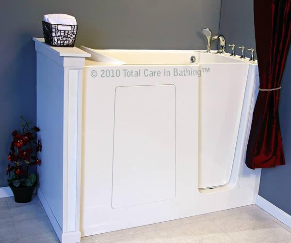 Model 3260 Deep Handicapped Tubs Handicap Bathtubs Walk