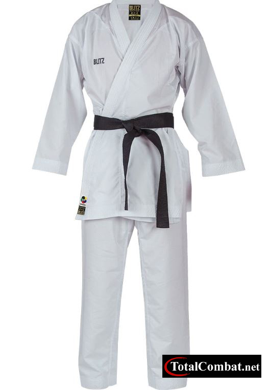 Shuhari WKF Approved Karate Suit 8oz