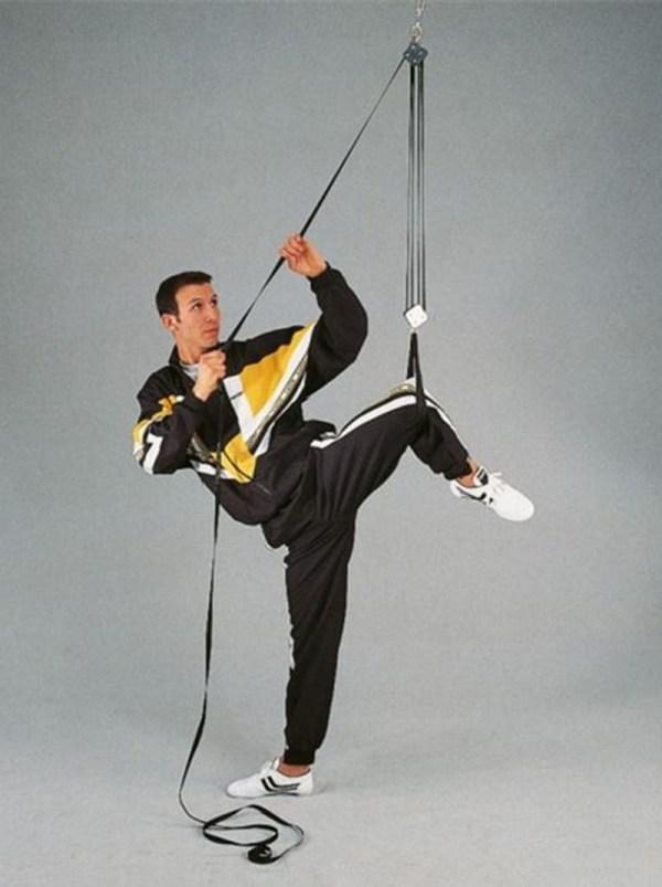 Pulley Leg Stretcher