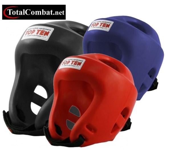 Top Ten Fight Head Guard