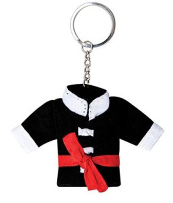 kung fu suit key ring