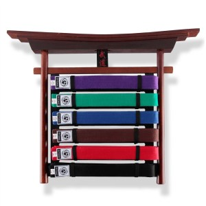 Budo Belt Display