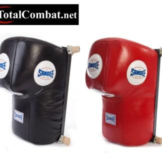 sandee wall unit punch kick target totalcombat