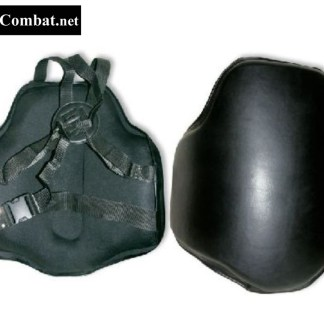 PRO MMA COACHING BODY SHIELD LEATHER at totalcombat