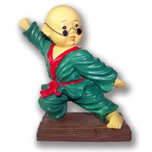 Shaolin Monk Figurines
