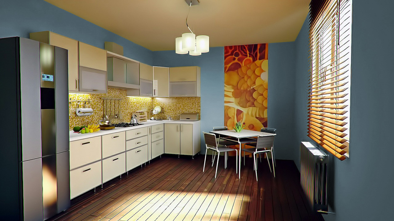 come scegliere i colori per le pareti di una cucina moderna. Colori Pareti Cucina Moderna Classica Rustica E Legno