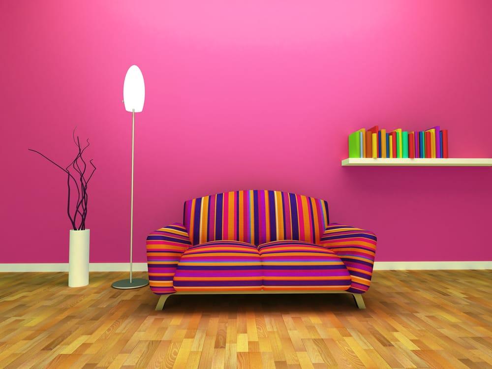Idee per dipingere le pareti di casa. Imbiancare Casa Idee Tutorial Fai Da Te Spruzzo Prezzi E Colori