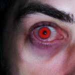 Hallowe'en Contact Lenses