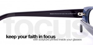 Eyes of Faith Eyeglass Frames