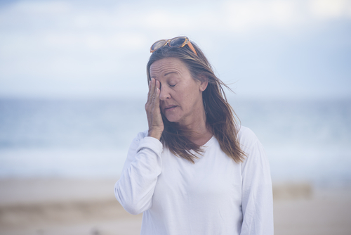 Menopause and dry eyes