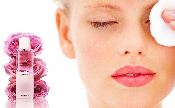 how to relieve eye fatigue with rose water