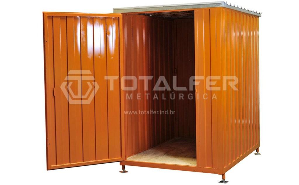 Container Desmontável TTF 1520