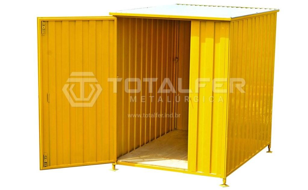 Container Desmontável TTF 1622