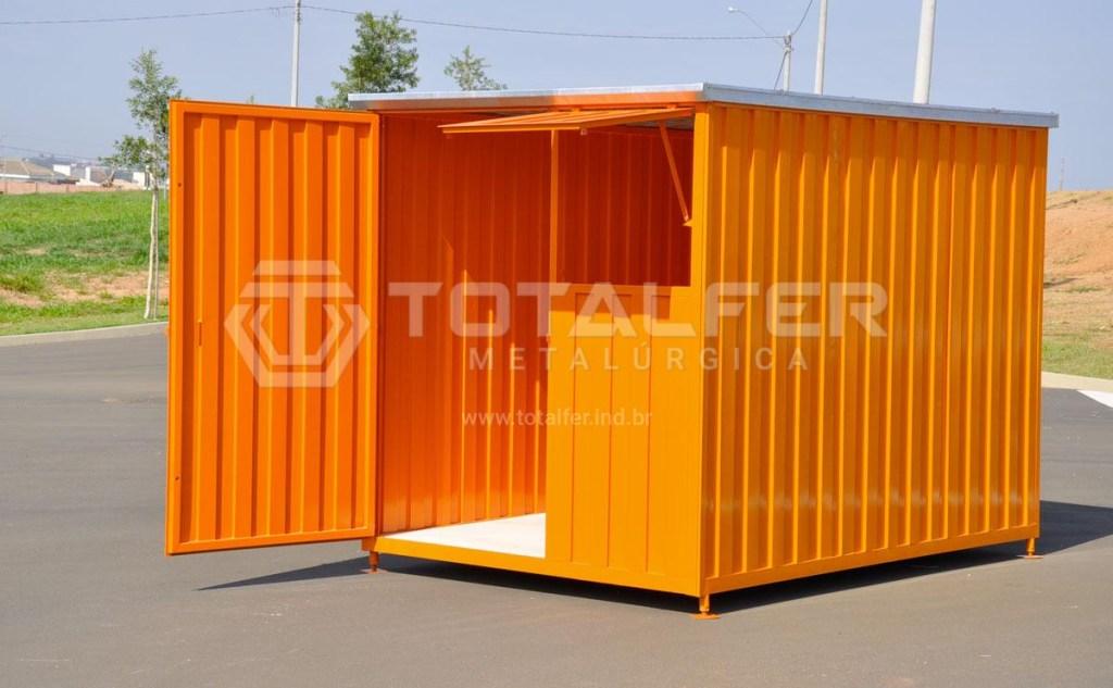 Container Desmontável TTF 2030