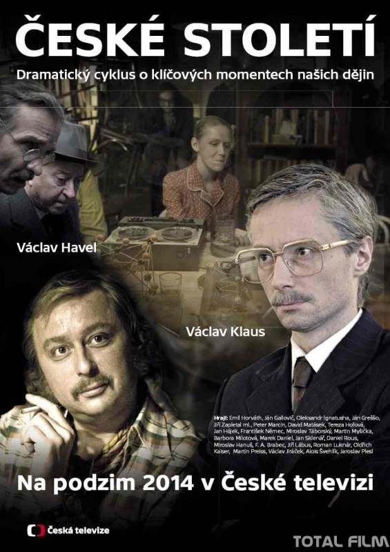 České století plakát