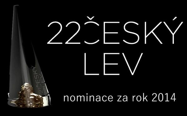 český lev 2015- nominace 2014