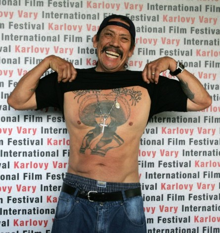 Danny Trejo v Karlových Varech (foto: kviff)