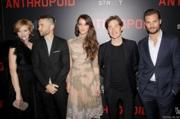 Slanostní premiéra Anthropoid New York