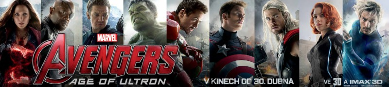Avengers Age of Ultron plachta