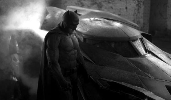 Batman V Superman - první oficiální foto (WB)