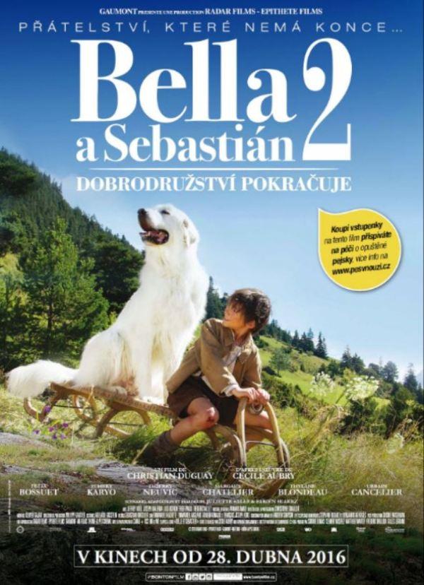 Bella a Sebastián 2-poster