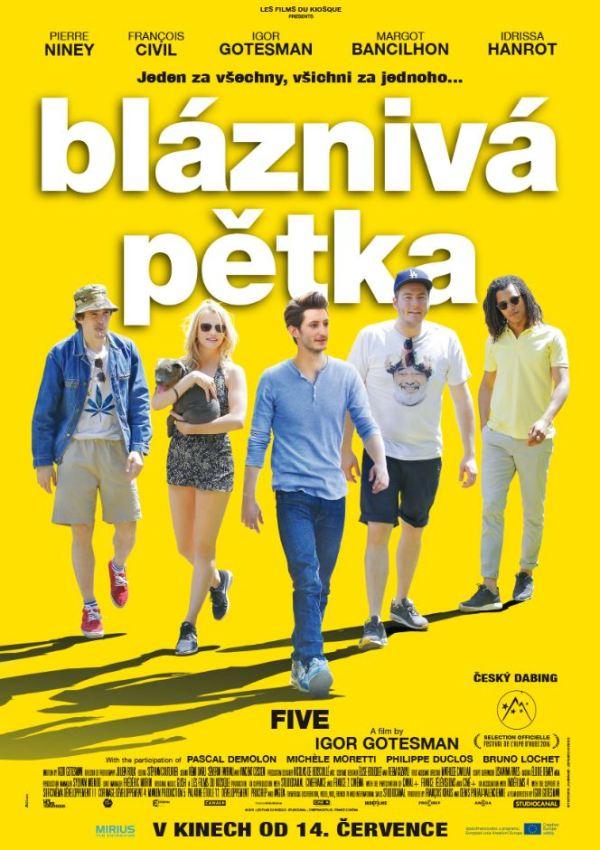 Blazniva-petka_cz-poster